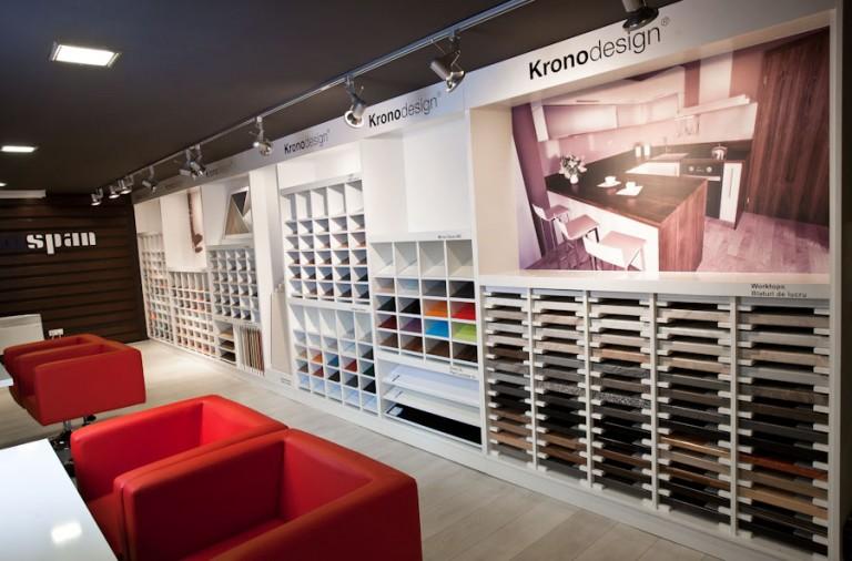 Ador Mobila Brasov - Mobilier la comanda proiect 3d amenajare showroom spatiu comercial