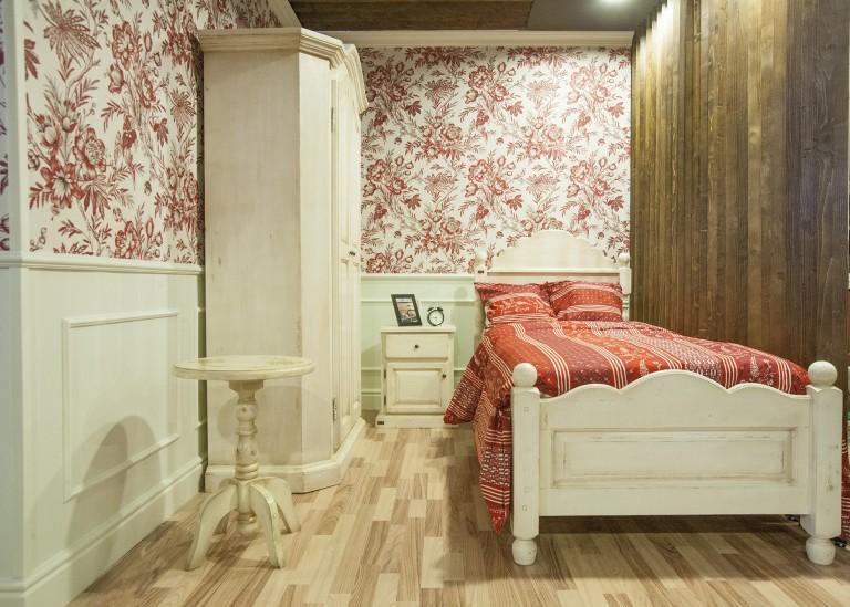 Ador Mobila Brasov - Dormitor lemn de brad