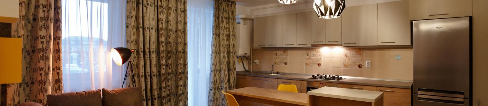 mobilier la comanda apartament de inchiriat brasov